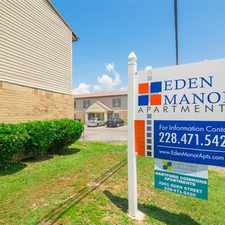 Rental info for Eden Manor Apartments