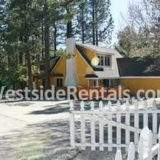 Rental info for Remodeled 42 cabin 5 min away from Big Bear Lake