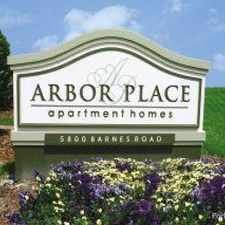 Rental info for Arbor Place in the Jacksonville area