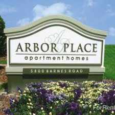 Rental info for Arbor Place