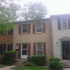 Rental info for 3 Level Townhouse Great Location North Bethesda in the Rockville area