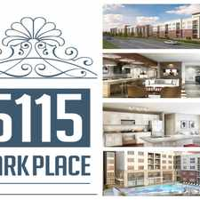 Rental info for 5115 Park Place
