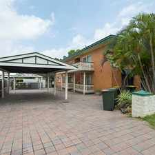 Rental info for :: LEASED :: SELF CONTAINED APARTMENT - GLADSTONE CBD in the Gladstone Central area
