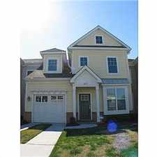 Rental info for Nearly new Norfolk townhouse Condo in the Norfolk area