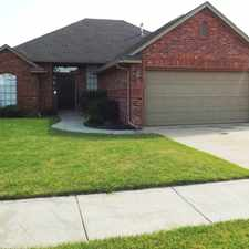 Rental info for AVAILABLE NOW! 8908 SW 48TH STREET, OKC, MUSTANG SCHOOLS!