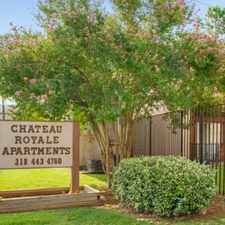 Rental info for Chateau Royale in the Houston area