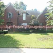 Rental info for 1995 Coors Creek Cv- French Home Located In Collierville is a Must See!!!