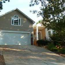 Rental info for Gorgeous home off Berry Shoals Rd with huge bonus, 2 car garage, sunroom!!