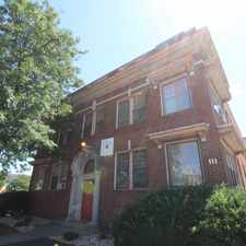 Rental info for 111 E Springfield