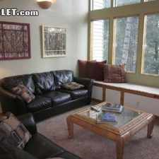 Rental info for Four Bedroom In Summit County