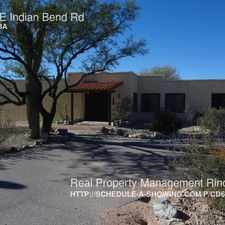 Rental info for 8921 E Indian Bend Rd