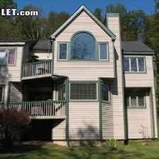 Rental info for Two Bedroom In Monroe (Poconos)
