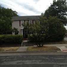 Rental info for Three Bedroom In West San Antonio in the Monte Vista area