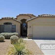 Rental info for Four Bedroom In Avondale Area