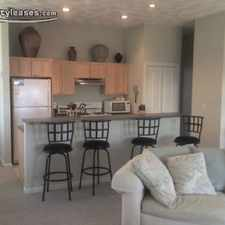 Rental info for One Bedroom In Lincoln