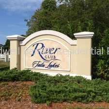 Rental info for 4016 Oakview Dr #6