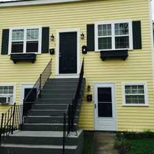 Rental info for Three Bedroom In Garden District in the Uptown area