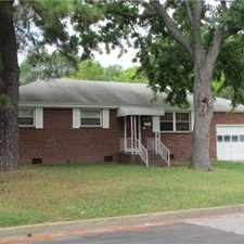 Rental info for 3 Beds 1.5 Baths $1200/onth in the Foxhall area