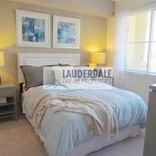 Rental info for 2410 Northeast 65th Street in the Fort Lauderdale area