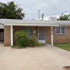 Rental info for This beautiful 3 bedroom/1 bath home recently had updated electrical, newly installed ceramic tile, recently painted inside and out. Plenty of storage space. Appliances provided if needed (washer,dryer,refrigerator,stove).