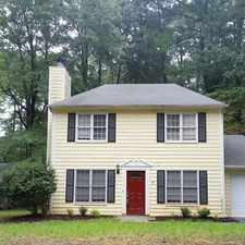 Rental info for Peachtree City Home!