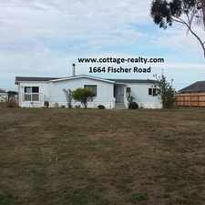Rental info for Manufactured Home With Lots Of Space!!!
