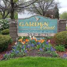 Rental info for Garden Court Apartments and Townhomes