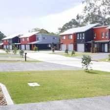 Rental info for MODERN TOWNHOUSE NEIGHBORING NATURAL BUSHLAND!! in the Petrie area
