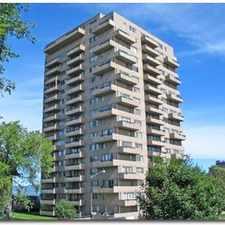 Rental info for : 350 Chemin Sainte-Foy, bureau 1803, 1BR in the Saint-Sauveur area