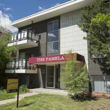 Rental info for The Pamela Apartments in the University area