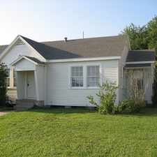 Rental info for $850/mo - 3 Bed, Central Heat & Air (The Pearl House)