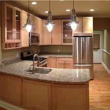 Rental info for BEAUTIFULLY RENOVATED 2BD/1.5BA ROWHOME in the Baltimore area