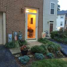Rental info for $2450 3 bedroom Townhouse in Anne Arundel County Annapolis