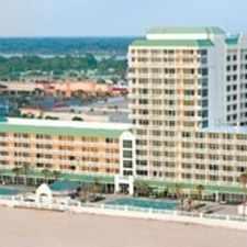Rental info for $1200/mo Beach Front Condo Daytona Beach!!!