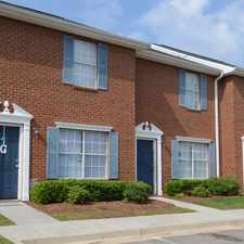 Rental info for Mount Olive Townhomes