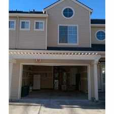 Rental info for Beautifully remodeled townhouse close to Santana R in the Cypress-Jurdo area