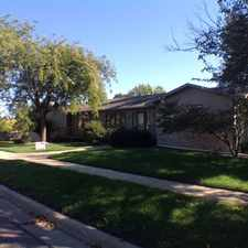 Rental info for Nice 4 bedroom 3 bathroom house with an awesome backyard and deck!