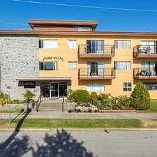 Rental info for 529 Tenth Street in the Burnaby area