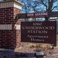 Rental info for Underwood Station