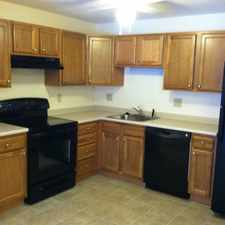 Rental info for 2 Bedroom Townhouse in Beautiful 55+ Community