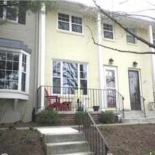 Rental info for Townhouse Near Old Town in the Fairlington area