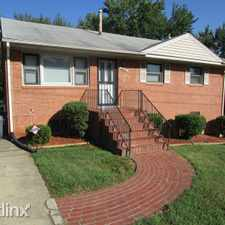 Rental info for 3521 Brightseat Road in the Landover area