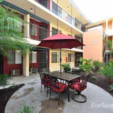 Rental info for Parkview Robinson Senior Apartments in the San Diego area