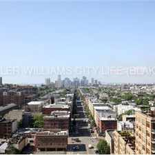 Rental info for Hudson Tea Building with Gorgeous Views in the Hoboken area
