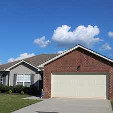 Rental info for Great home in Corryton