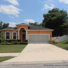 Rental info for IMMACULATE THREE BEDROOM POOL HOME IN DADE CITY