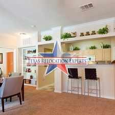 Rental info for Horizon Hill Blvd in the San Antonio area