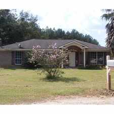 Rental info for 3bdr 2bth Home Magnolia Springs/Foley area