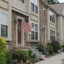 Rental info for Beautiful 3 Bedroom Townhouse