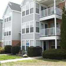 Rental info for Wonderful 2B/2B ground level condo in White Marsh in the Perry Hall area